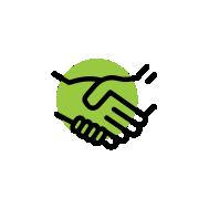 Hosszútávú partner kapcsolatot ápolunk